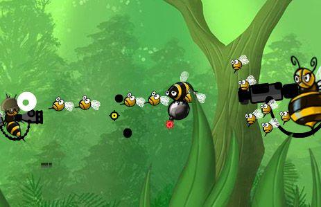 BeBees är ett bi browser spel för strategi-och rollspel fans.
