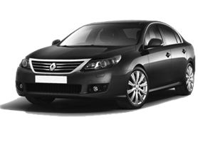Book the #Renault Latitude with http://havanautos.net and save up to 10% on #Cuba #CarRental in this economic category #CubaCarRental