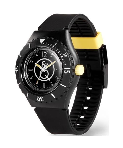 Reloj para bucear SMILE SOLAR Q&Q by Citizen Ecológico Unisex caja de 43 milimetros funciona sin pilas sumergible 20 bar y fabricado con materiales reciclados RP04J001Y Reloj SMILE SOLAR Q&QRP04J001Y Precio 59.9 €