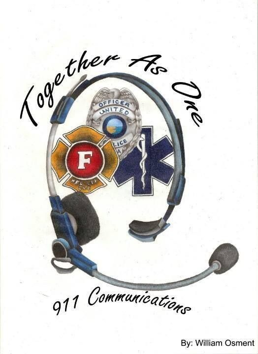 911 dispatcher love this one