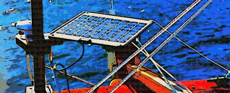 Instalación de paneles solares para barcos y embarcaciones  http://www.infotopo.com/equipamiento/energia/instalacion-de-paneles-solares-para-barcos/