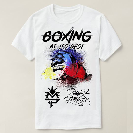 Boxing Is Best Custom Shirts