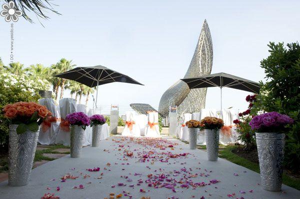Tul y Flores · Inspiración para tu boda: Decoración