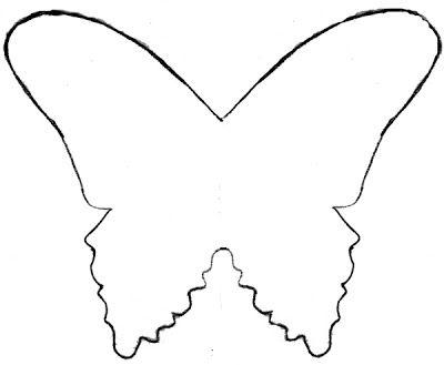 The 25+ best Butterfly template ideas on Pinterest