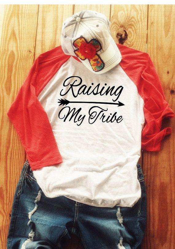 Raising My Tribe Baseball Raglan Tee, Baseball Softball Mom Shirt, Glitter Graphic Tee, Baseball Shirt, Baseball Heart, Custom Bling Shirt (scheduled via http://www.tailwindapp.com?utm_source=pinterest&utm_medium=twpin&utm_content=post77994612&utm_campaign=scheduler_attribution)