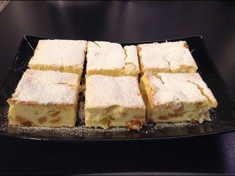 """""""Prajituri si màncaruri  pentru toate gusturile"""": Placinta rapida cu branza dulce si stafide fara fo..."""