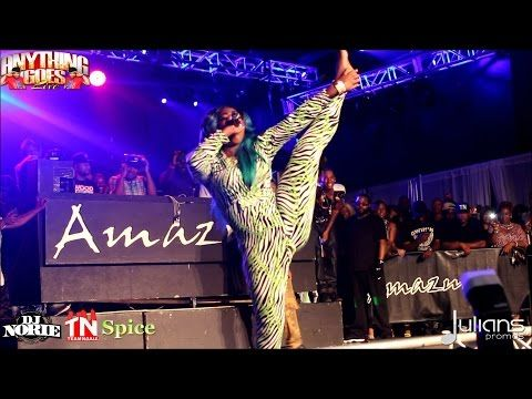 2014 DJ Norie Anything Goes Live Labor Day Highlights - Spice, Tessanne Chin, Beenie Man (Official) - YouTube
