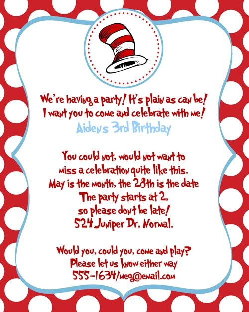 28 best Dr Seuss Party Food images on Pinterest | Dr suess