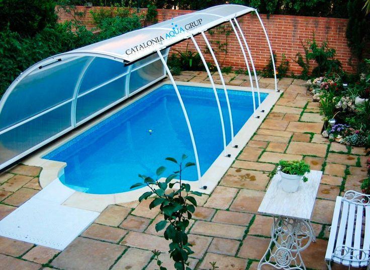 Comprar cubierta baja de piscina Lanzarote