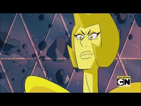 Steven Universe - Peridot Joins The Crystal Gems (Clip) Message Received - YouTube
