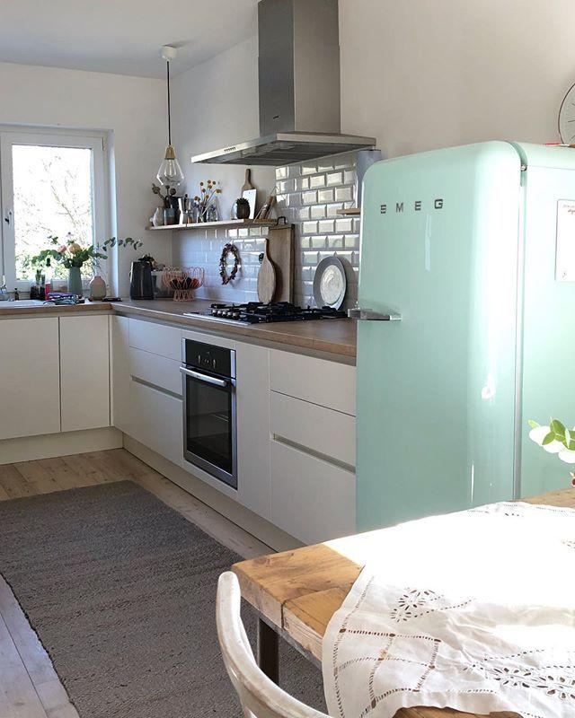 #kitchen . Unsere Küche! Mit euer liebstes Motiv….