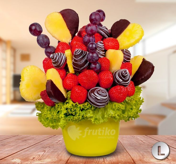 For your loved one send From Love flower  http://www.frutiko.cz/en/from-love #valentinegift #gift #valentine #frutiko #yummy