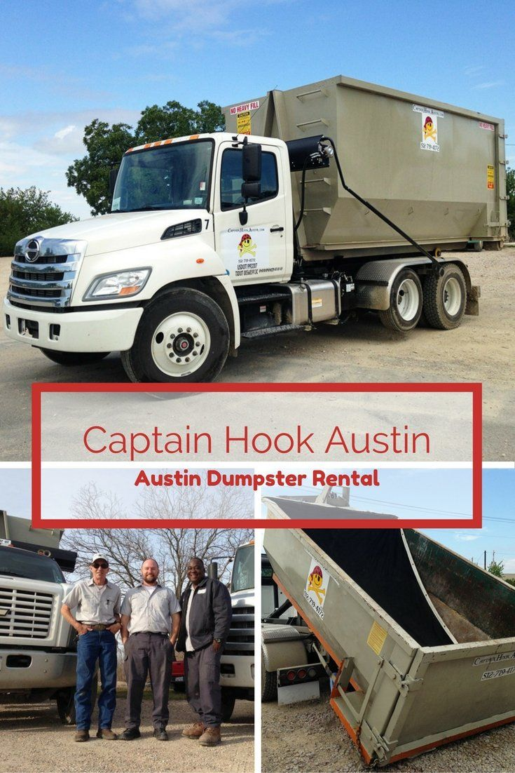 Got trash and clutter, Austin dumpster rental has the right size container for you. We offer 3 different size dumpster rentals and can help you choose the right one for your job. Visit us online and find out more on our Austin dumpster rental sizes and get a free quote at the same time.