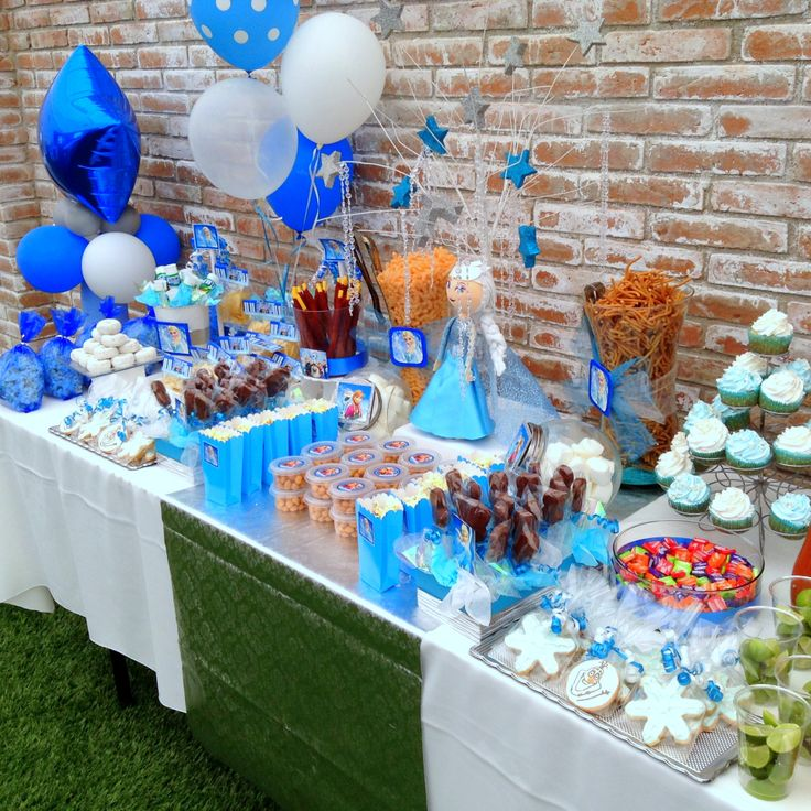 Fiesta Frozen - SantaFe Salon de Eventos, Juriquilla Qro