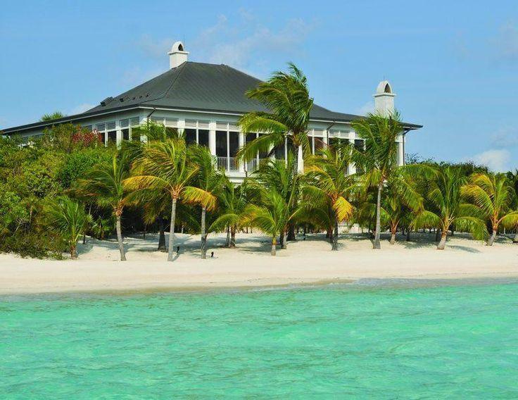 Ultra-Exclusiva Isla a la Venta en las Bahamas