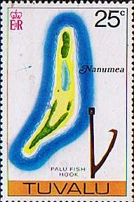 Postage Stamps Tuvalu Islands Nanumea Fine Mint SG Scott 67 Other European and British Commonwealth Stamps HERE!
