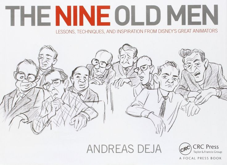 disney nine old men book