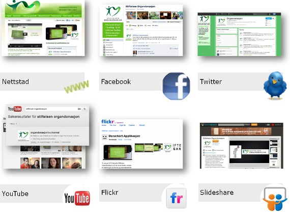 Lær merkevarebygging i sosiale medier av Stiftelsen Organdonasjon