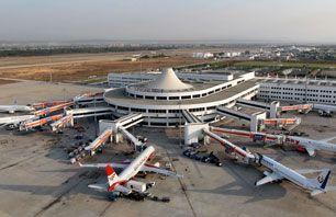 Antalya Airport - Turkey