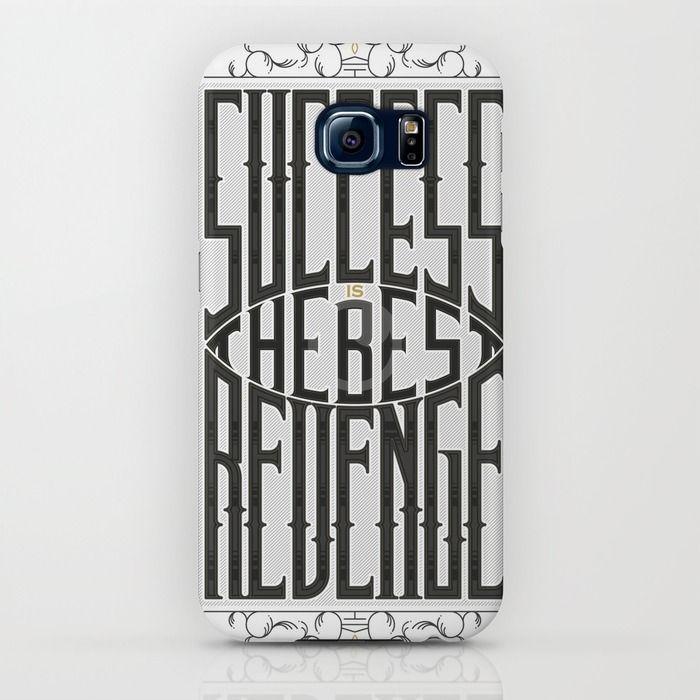 Success&Revenge #1 iPhone & iPod Case