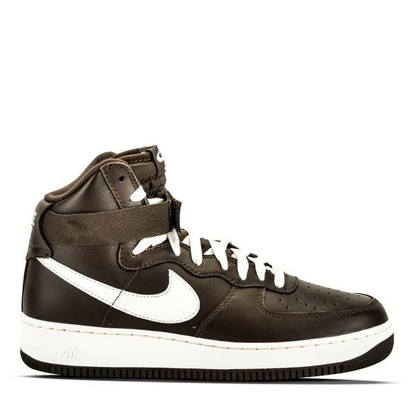 Nike Air Force Blanc 1 07 Formateurs Bordeciel
