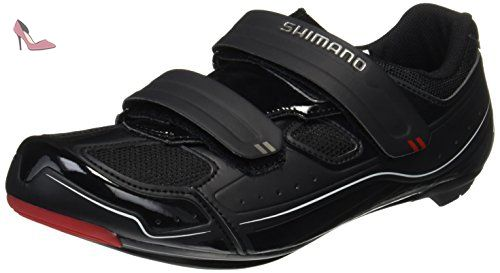 Shimano Shr065g430l, chaussures de cyclisme sur route mixte adulte, Noir (Black), 43 EU - Chaussures shimano (*Partner-Link)