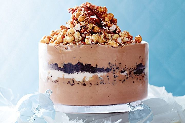 Golden Gaytime Trifle
