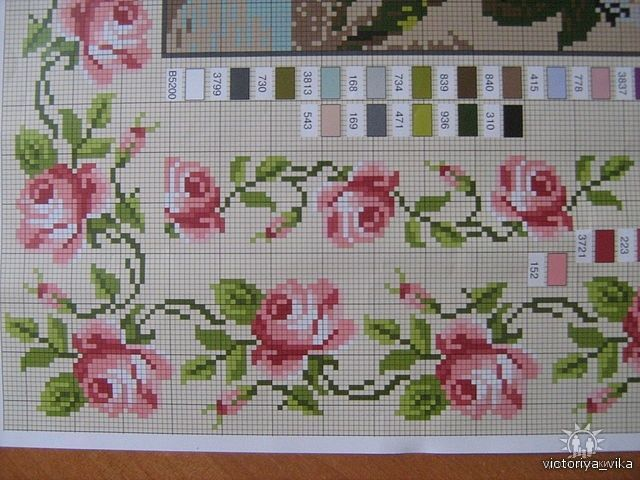 """a51df02cf7a29510a61a13d7edf85829.jpg 640×480 piksel [   """"DMC vintage rose cross stitch"""" ] #<br/> # #Cross #Stitch #Flowers,<br/> # #Rose #Flowers,<br/> # #Crossstitch,<br/> # #Cross #Stitching,<br/> # #Vintage #Rose,<br/> # #Free #Pictures,<br/> # #Free #Images,<br/> # #Web #E,<br/> # #Gul<br/>"""