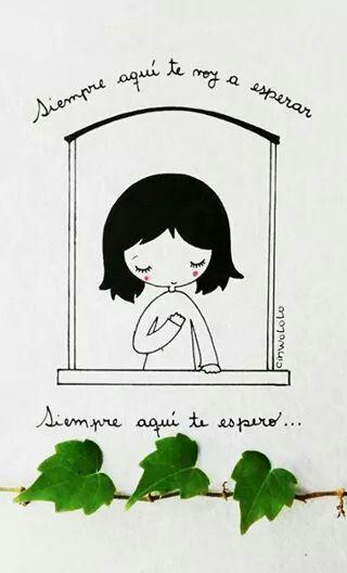 Aquí te espero. Abel Pintos by Cin wololo