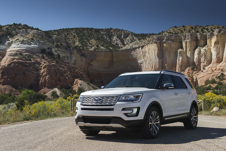 First Drive: 2016 Ford Explorer Platinum Review
