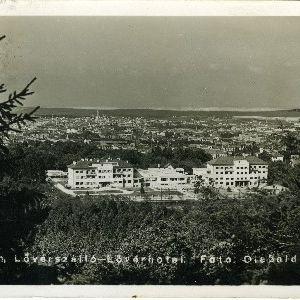 Sopron, Lővér Szálló
