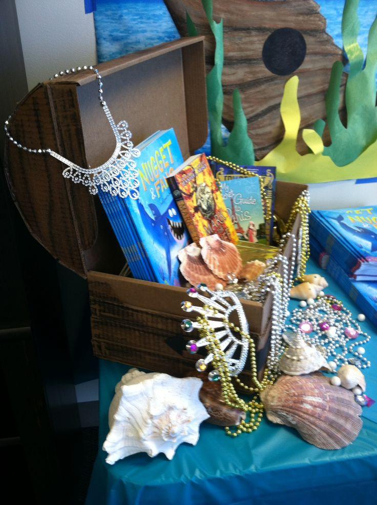 Book Fair Under the Sea - Spring 2015