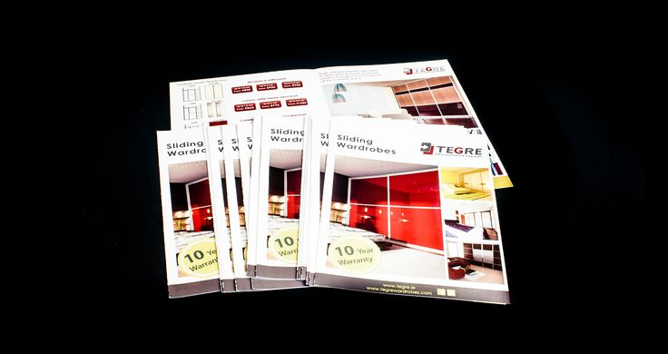 Business Stationery - Brochures