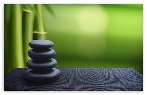 Zen Stones Background wallpaper | Reiki room ideas ...
