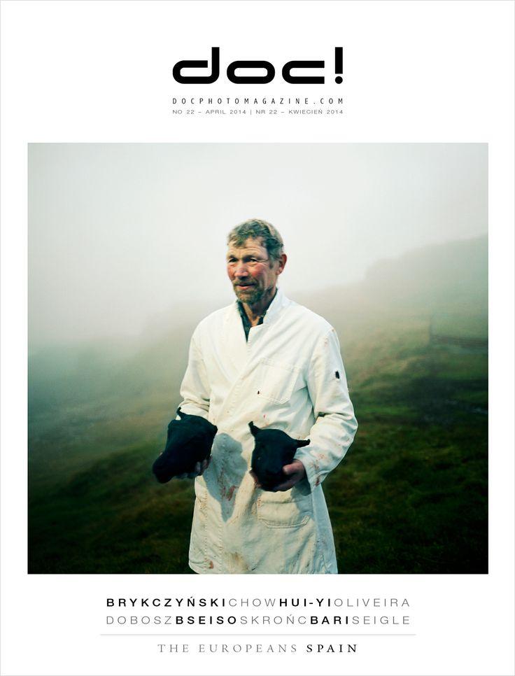 doc! photo magazine #22 cover Cover photo: Jan Brykczynski