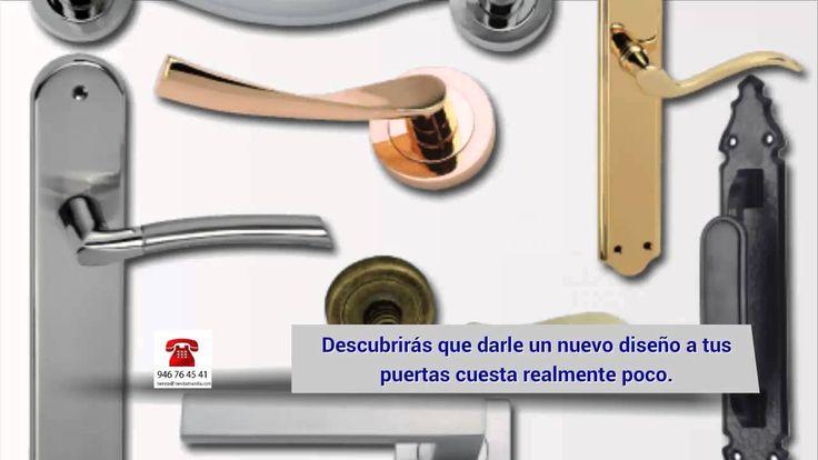 Venta de manillas, herrajes y complementos para puertas de interior|  ww...