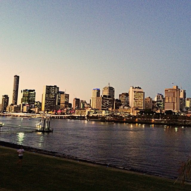 Brisbane in Queensland
