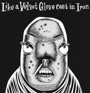 Like a Velvet Glove Cast in Iron: Graphic Novel by Daniel Clowes, my favourite