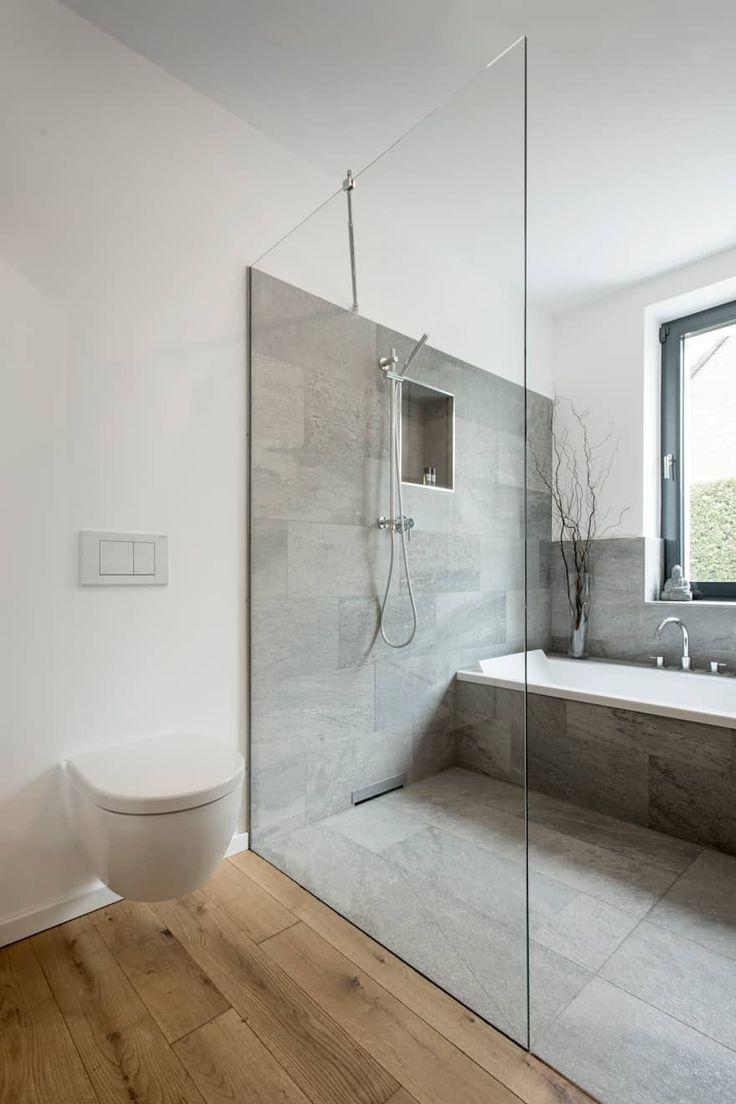 Badezimmer Ideen, Design und Bilder   homify   Modern bathroom ...
