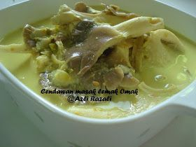 Best 25 resepi images on pinterest kitchens malaysian food and dari dapur azli razali cendawan masak lemak cili api forumfinder Images