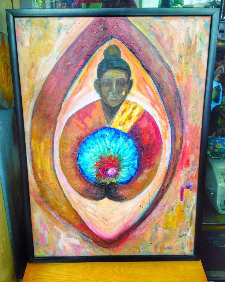 Özgün sanatçı yağlı boya tablo 75/55  #antique #retro #vintage #popart #spaceage #midcentury #junk #pop #artdeco #art�� #oilpainting #eyes #gugukkuşu #old #oldschool #follow #suadiye #bagdatcaddesi #kazasker #resim #sanat #painting #ressam #artwork http://turkrazzi.com/ipost/1523987398731334163/?code=BUmSnb3jYIT
