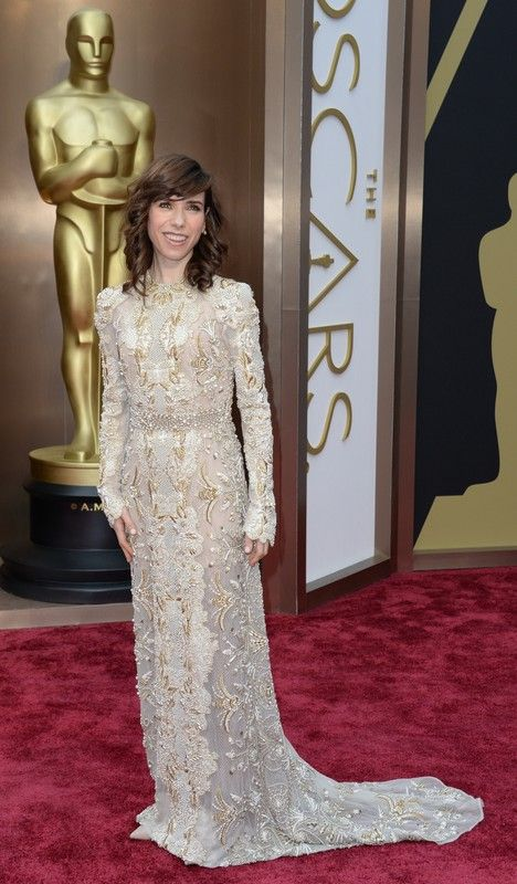 Oscary 2014: Sally Hawkins, fot. East News