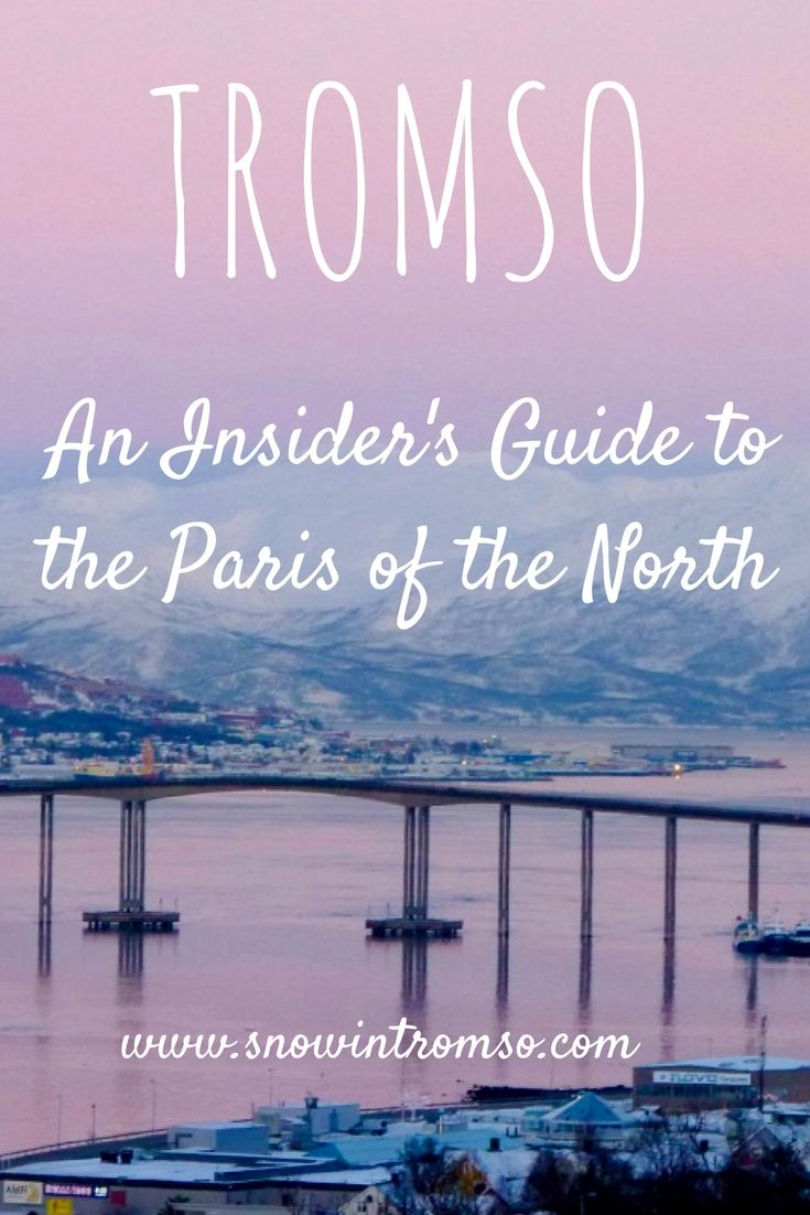 Headed to Tromso? Click through to download my guidebook to the Paris of the North with everything you need for your trip!