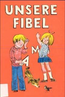 Unsere Fibel 1971-1989.  School books.  Es ist keine kommerzielle Nutzung des Bildes erlaubt. But feel free to repin it!