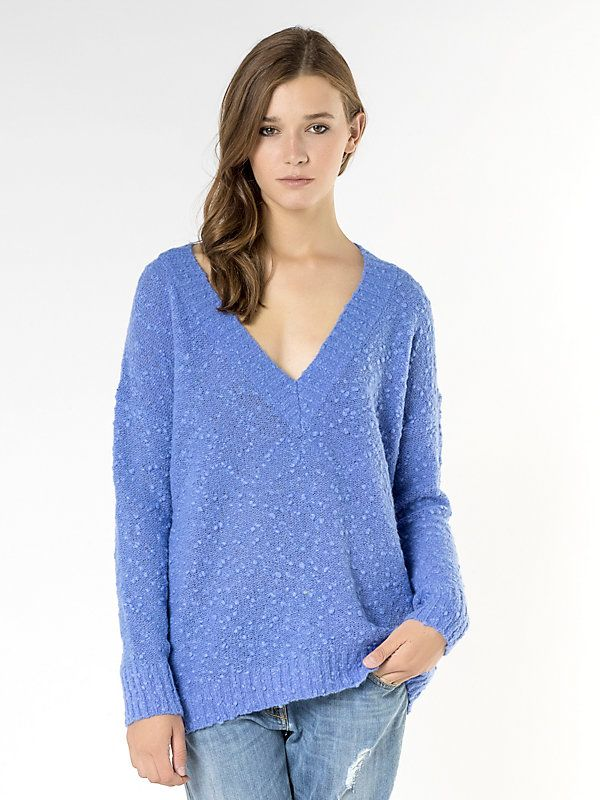 Oversize Pullover C576 2