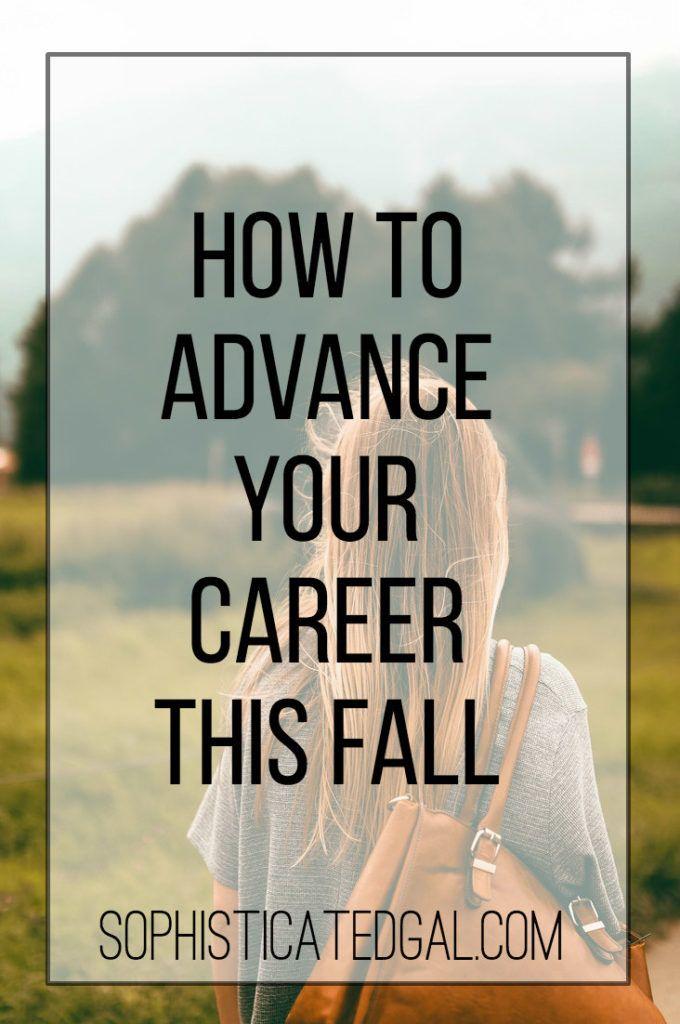 7 Tips For Job Advancement