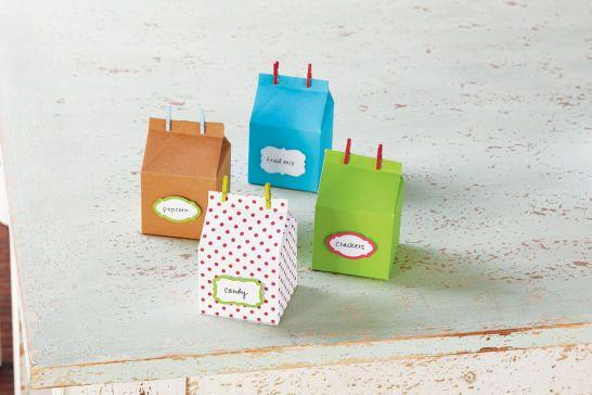 Classroom Treat Snack Cartons