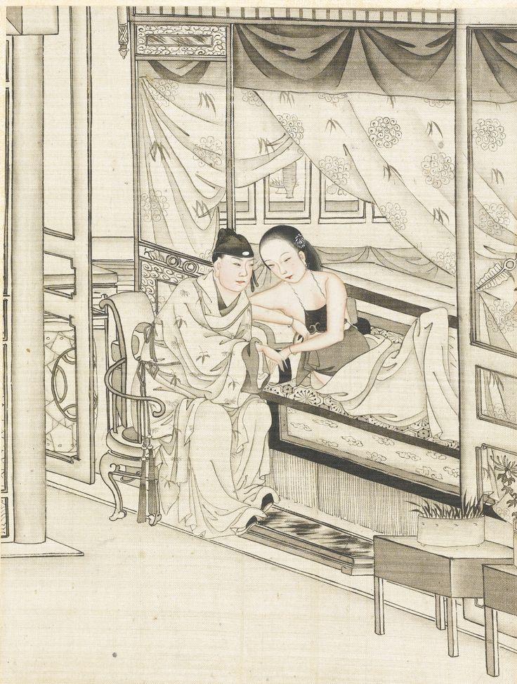 Qing Dynasty, 19th century