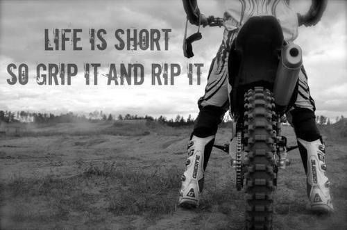 Dirtbikes are for girls too