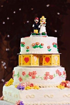 Nintendo cake!